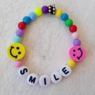 Door Roos kinderarmband Smile